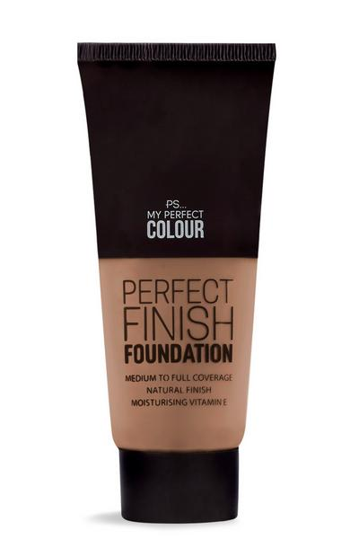 Almond Perfect Finish Foundation