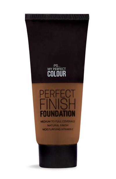 Cinnamon Perfect Finish Foundation