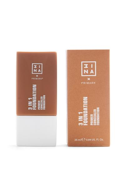 Mina 3 In 1 Foundation