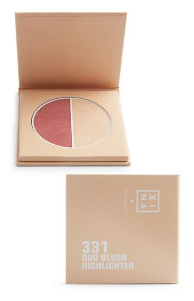 Mina Duo Blush Highlighter