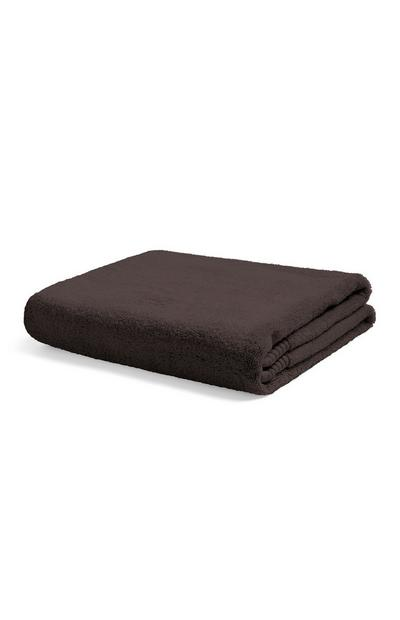 Large Slate Grey Bath Towel