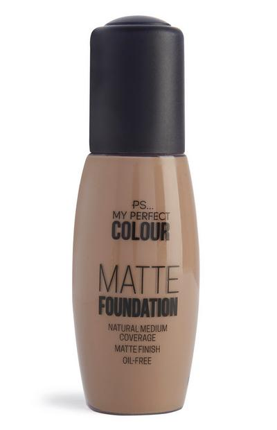 Matte Foundation Nude