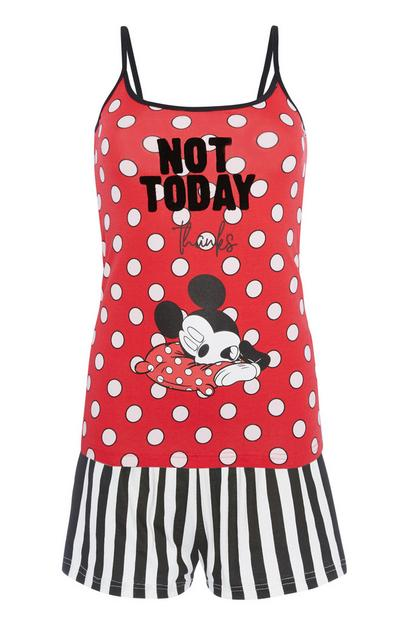 Mickey Mouse Cami Pyjama Set