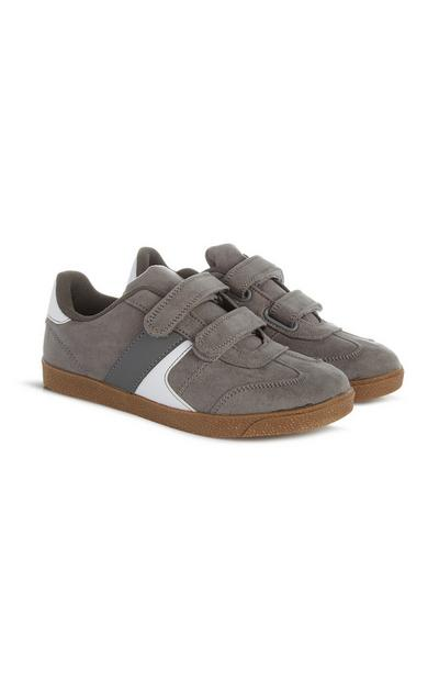 Older Boy Grey Trainer