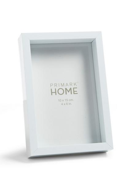 White Frame 6X4
