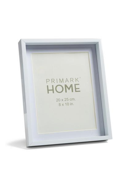 White Frame 8X10
