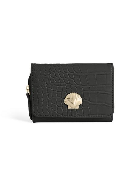 Black Shell Purse