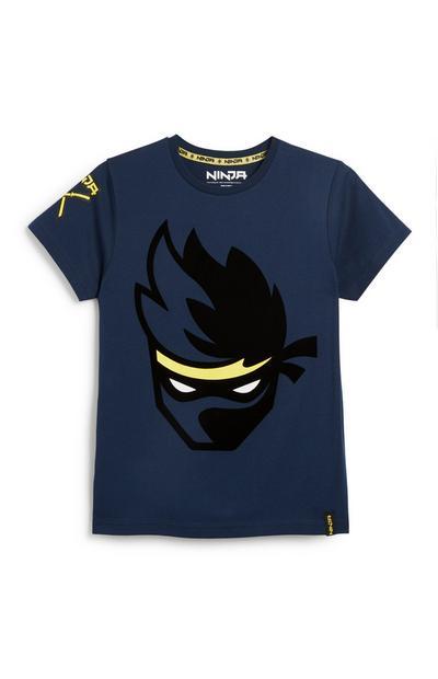 Ninja Navy T-Shirt