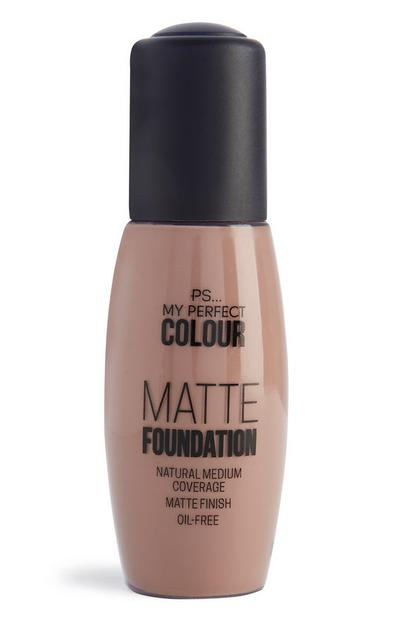 Matte Foundation Ivory