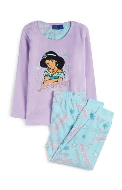 Younger Girl Aladdin Pyjama Set