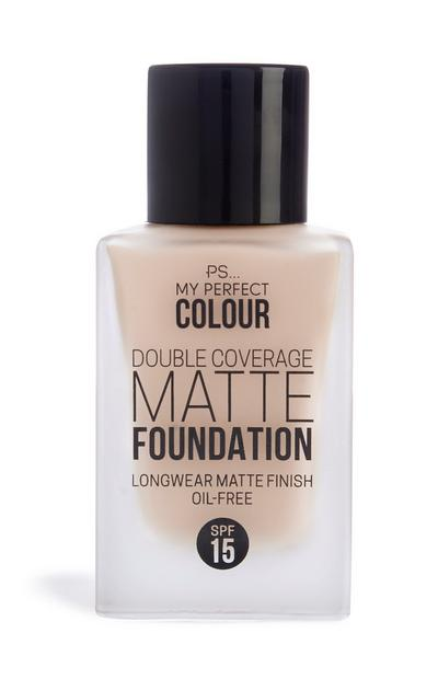 Ultimate Matte Foundation Nude Beige
