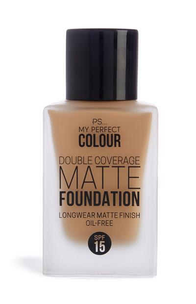 Ultimate Matte Foundation Toffee