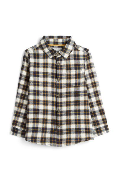 Baby Boy Check Shirt