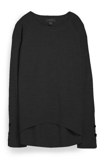 Black Supersoft Jumper
