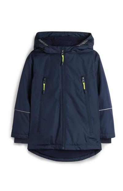 Younger Boy Navy Jacket