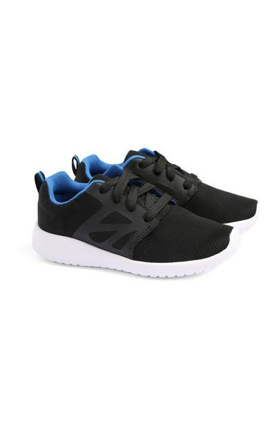 Black Pylon Trainers
