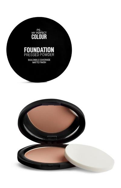 Beige Powder Foundation