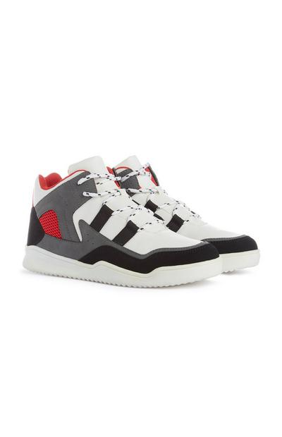 Older Boy High Top Trainers