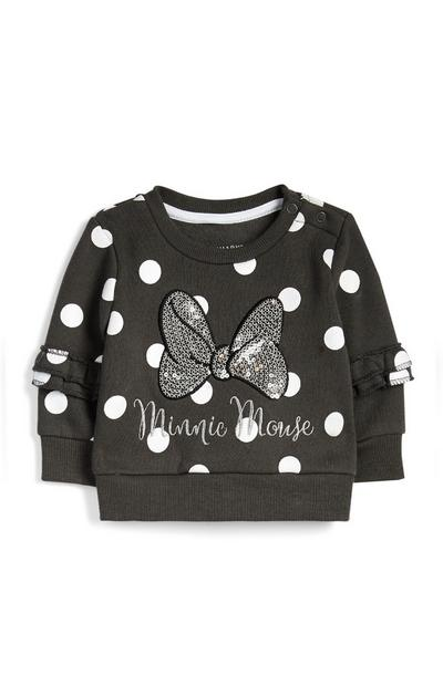 Baby Girl Minnie Mouse Jumper