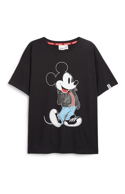 Mickey Mouse Black T-Shirt