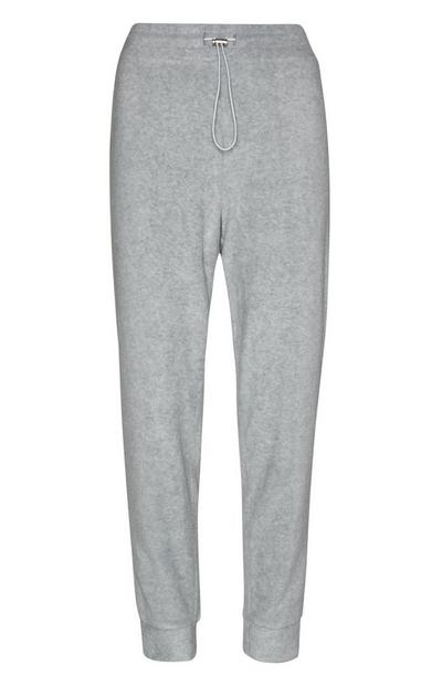 Grey Fleece Jogger