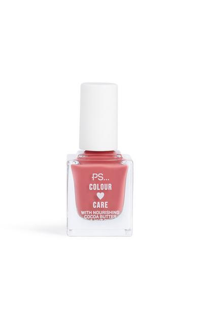 Vintage Rose Colour And Care Nail Polish