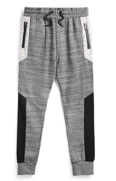 Older Boy Colour Block Joggers