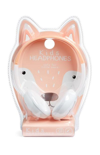 Coral Fox Headphones