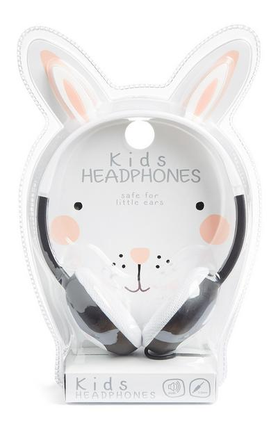 Black Rabbit Headphones