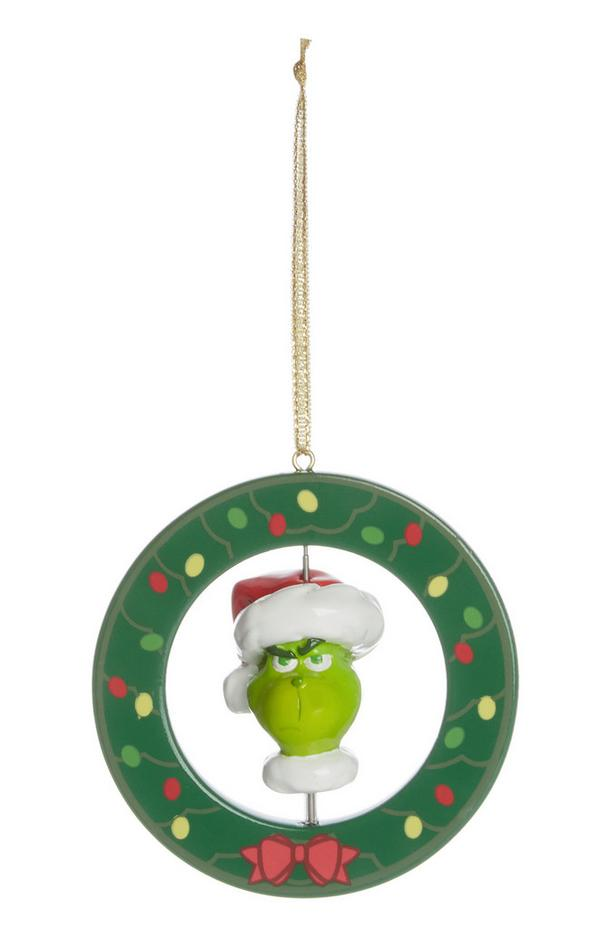 """The Grinch"" Weihnachtsdeko"