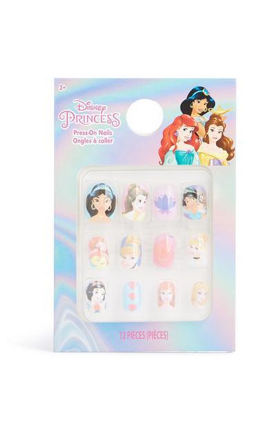 """Selbstklebende """"Disney Princess"""" Kunstnägel"""