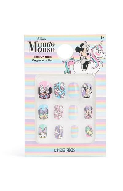 Minnie Mouse Press On Nails