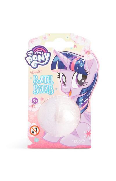 My Little Pony Bath Bomb