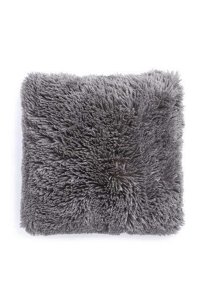 Grey Soft Cushion