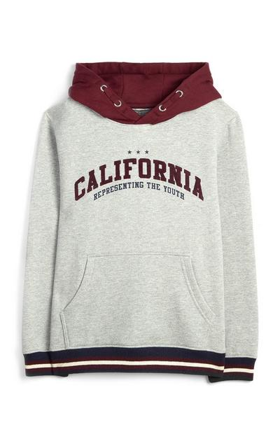Older Boy California Hoodie
