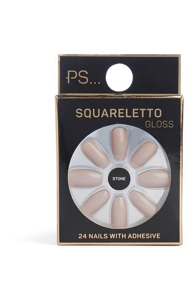 Square False Nails