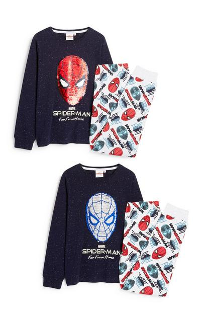 Spiderman Pyjama 2Pk