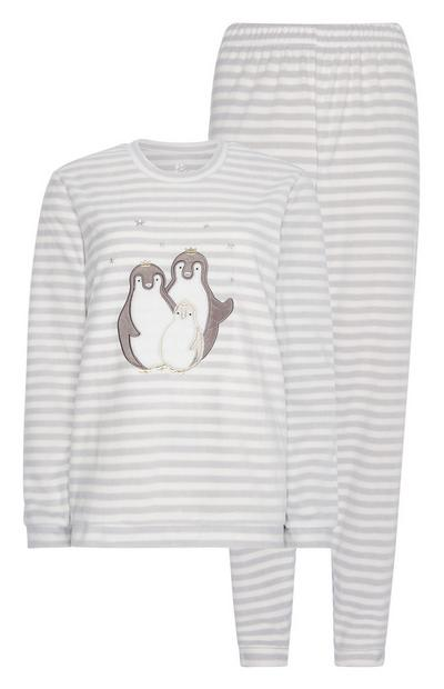 Penguin Pyjama Set