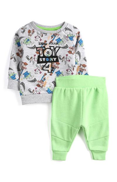 Baby Boy Toy Story Pyjama Set