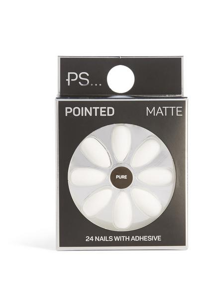 Matte Flase Nails