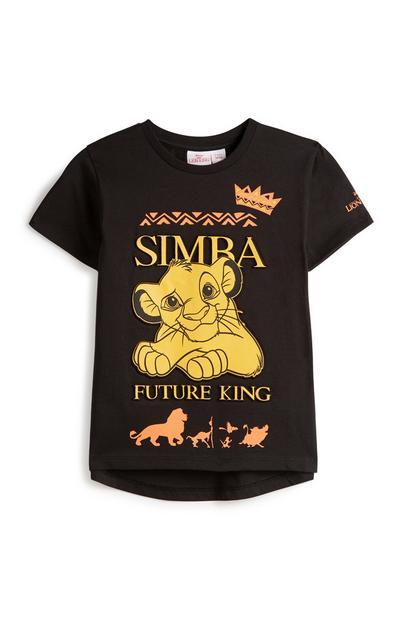 Younger Boy Lion King T-Shirt