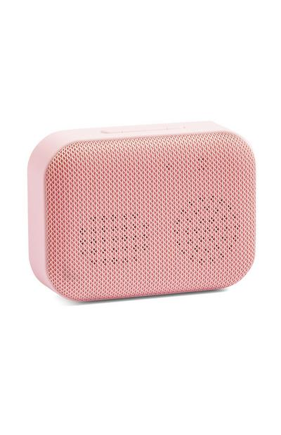 Pink Wireless Speaker