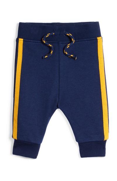 Blaue Jogginghose für Babys (J)
