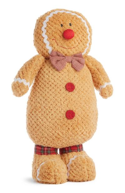 Gingerbread Man Teddy