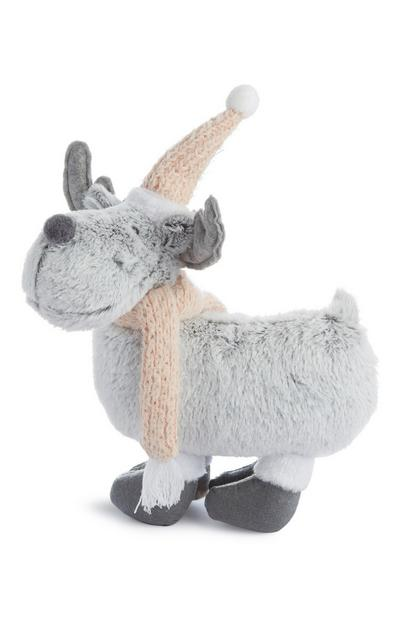 Grey Reindeer Teddy
