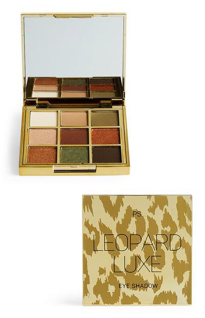 Leopard Luxe Camo Eyeshadow Palette