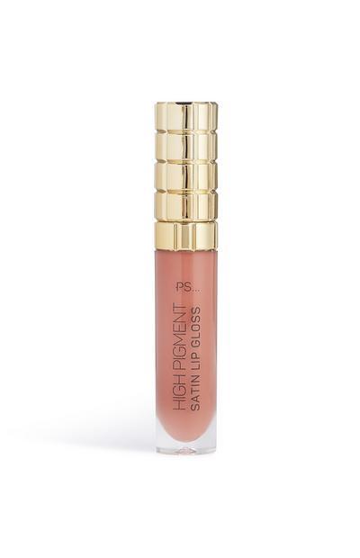 High Pigment Satin Lip Gloss