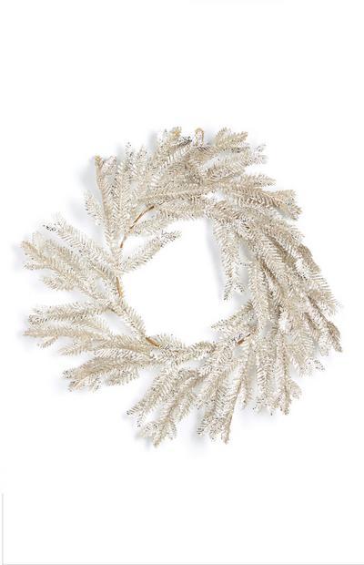 Metallic Wreath