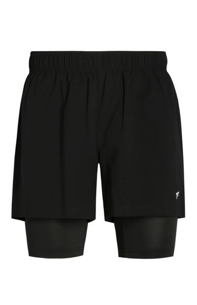 Black Performance Short
