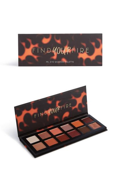 Find Your Fire Eyeshadow Palette